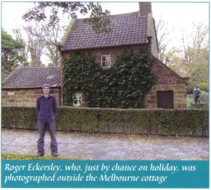 Photo of Melbourne Cottage from the Cleveland Circles book
