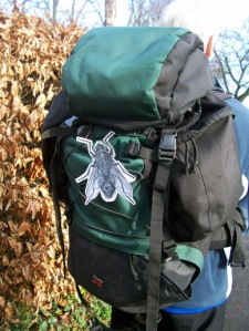 Fly on the Rucksack