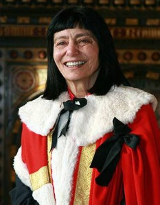 Professor the Baroness Afshar of Heslington