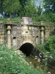 Canal Tunnel Entrance