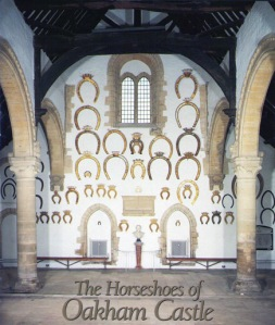 The Horseshoes of Oakham Castle
