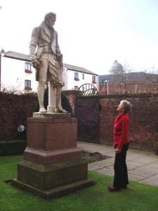 William Wilberforce Statue