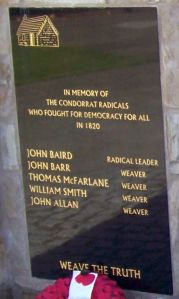 Memorial to the Radicals