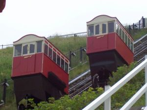 Saltburn Cliff Lifts