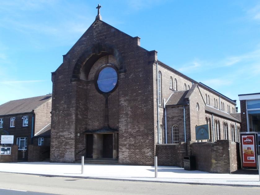 St Patrick Consett