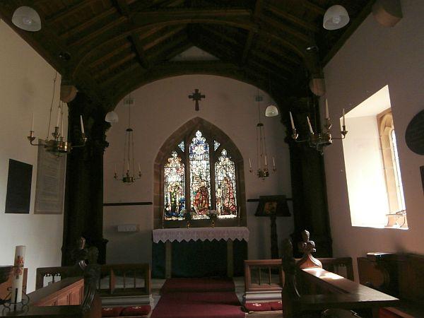 St Laurence East Rounton