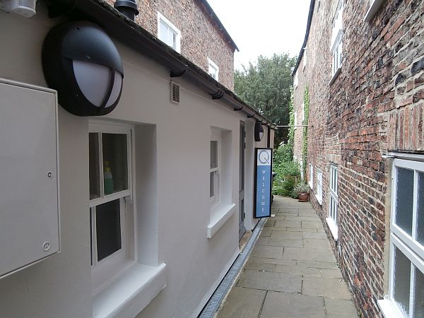 Thirsk Quaker meeting House