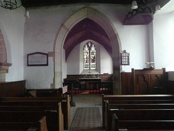St Mary Magdalene Thormanby