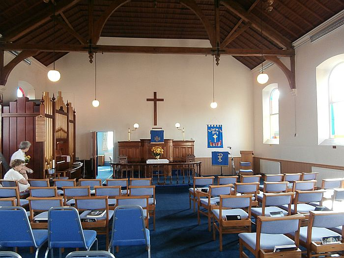 Burton Fleming Methodist