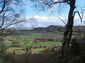 Part of the Cheshire Sandstone Ridge