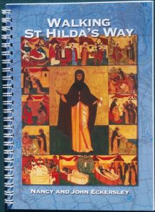 Walking St Hilda's Way book cover