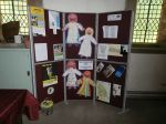 children's work at Egton church