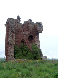 Lunan Castle